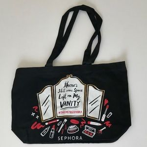 BNIB - Sephora Canvas Shopping Tote